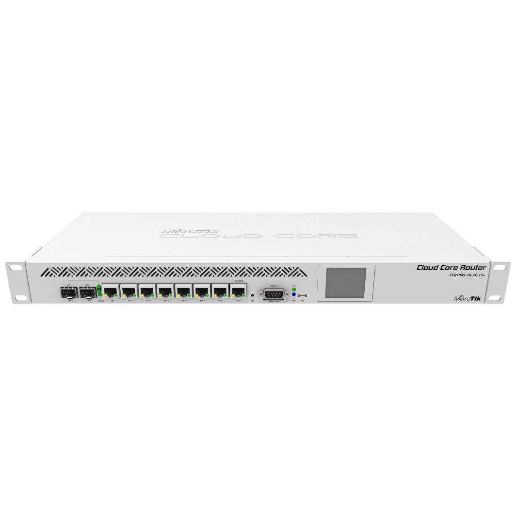 CCR1009-7G-1C-1S+
